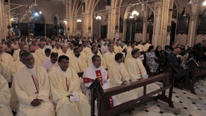 REQUIEM MASS FOR IVAN CARDINAL DIAS, CATHEDRAL OF THE HOLY NAME