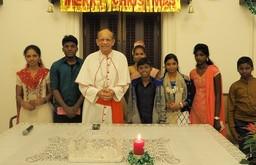 BRINGING CHRISTMAS JOY TO THE DALIT COMMUNITY