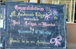 ST ANDREW'S COLLEGE - BEST COLLEGE IN MUMBAI