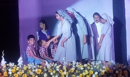 NUNS MARK 50 YEARS OF WORKING WITH MENTALLY CHALLENGED KIDS IN INDIA