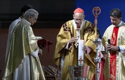 EASTER VIGIL SERVICE 2019: CATHEDRAL OF THE HOLY NAME