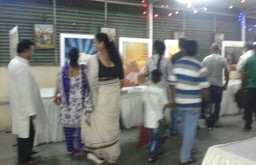 BIBLE EXHIBITION - OUR LADY OF FATIMA PARISH, AMBERNATH