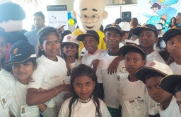 CSA-JET AIRWAYS: CHILDREN'S DAY CELEBRATIONS