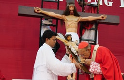THE INVITATION AND MEANING OF THE CROSS: GOOD FRIDAY AT THE CROSS MAIDAN, APRIL 19, 2019