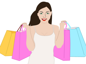 Miksi mikään ei ikinä tunnu miltään - paitsi shoppailu???
