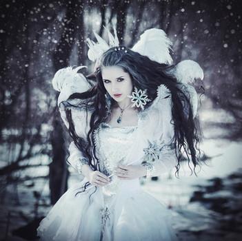 Värivuodenajat - Talvi