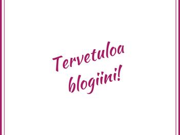 Tervetuloa blogiini - 16 eri kategoriaa, joista tulet löytämään vinkkejä pukeutumiseesi!