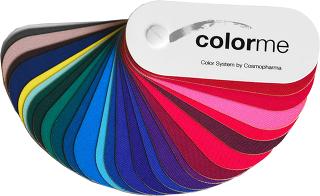 Värianalyysistä saa väripaletin.