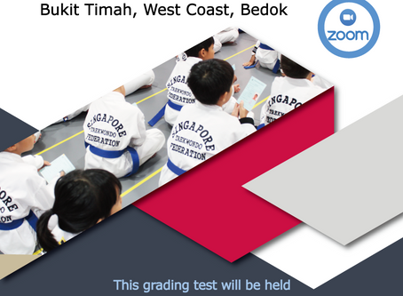2020 MAY - STF Virtual Grading Test