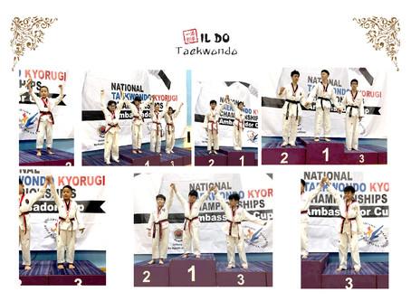 2019 National Taekwondo Kyorugi Championships Ambassador Cup