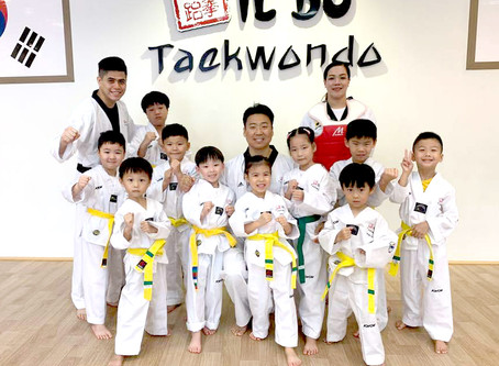 2019 September Bedok Introductory Sparring Seminar