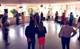 Sandra & Jorge Workshops