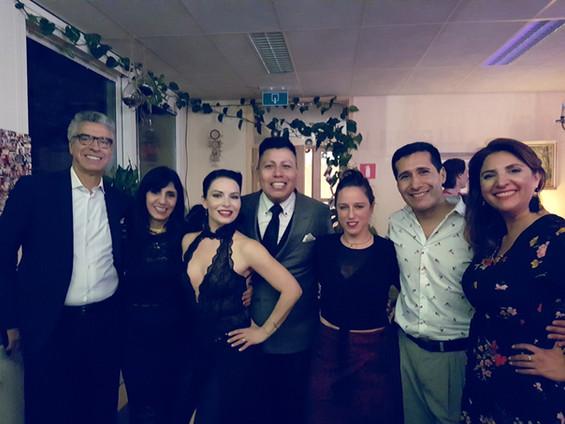 06-04-19 Milonga Night with Sandra & Jorge