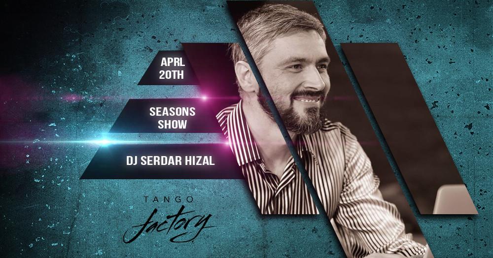 DJ Serdar Hizal