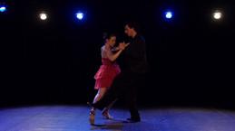 Flávia performing in Seasons by Tangoart
