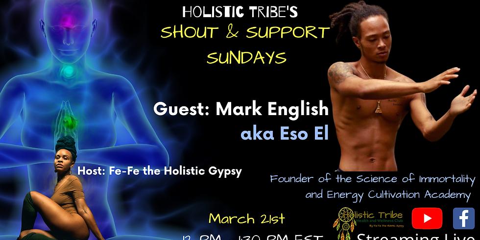 Shout & Support Sundays: Mark English aka Eso El