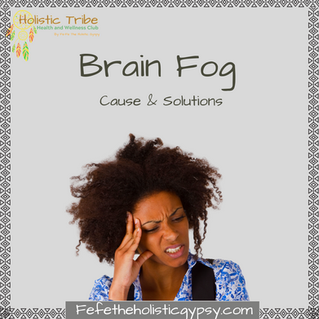 Brain Fog: Causes & Solutions