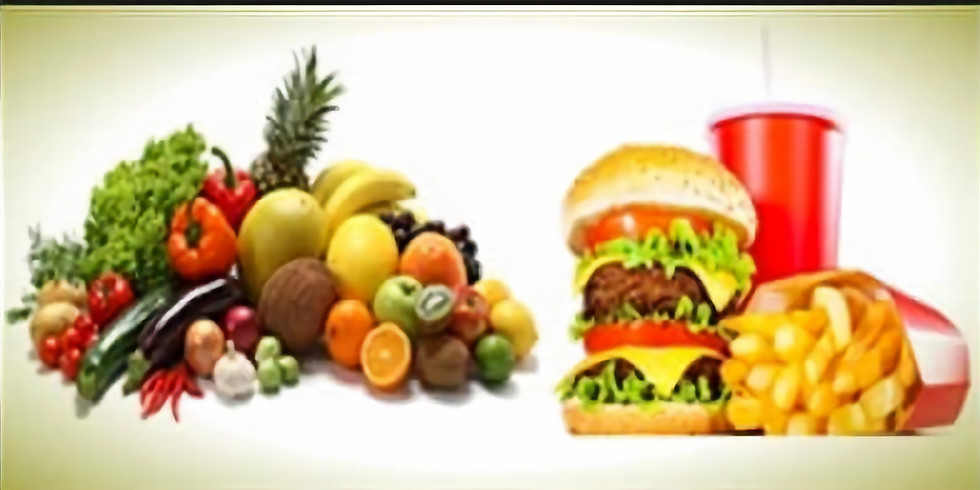 The Importance of What We Eat: (Part 2 out 3 ~Series)