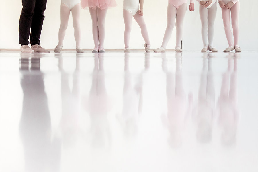 Ballet starter child crew dancer