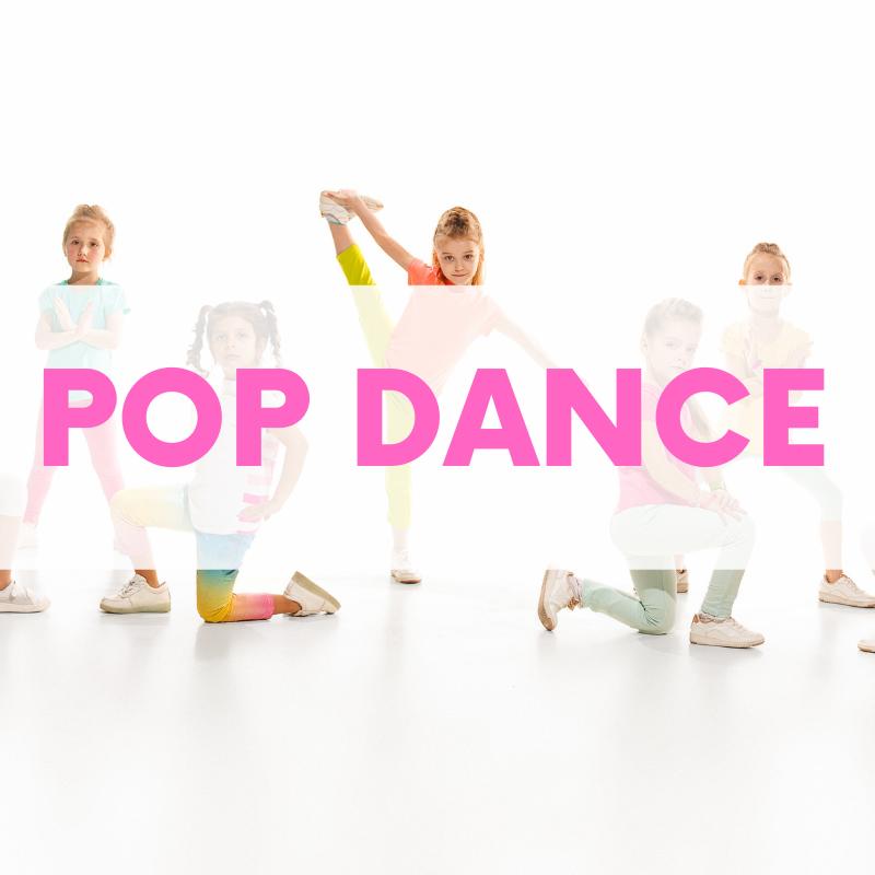 Pop Dance  (Yrs R, 1 & 2) - Monday TRIAL