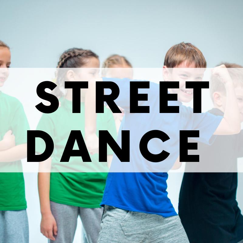Street Dance (5-10yrs) - Monday TRIAL