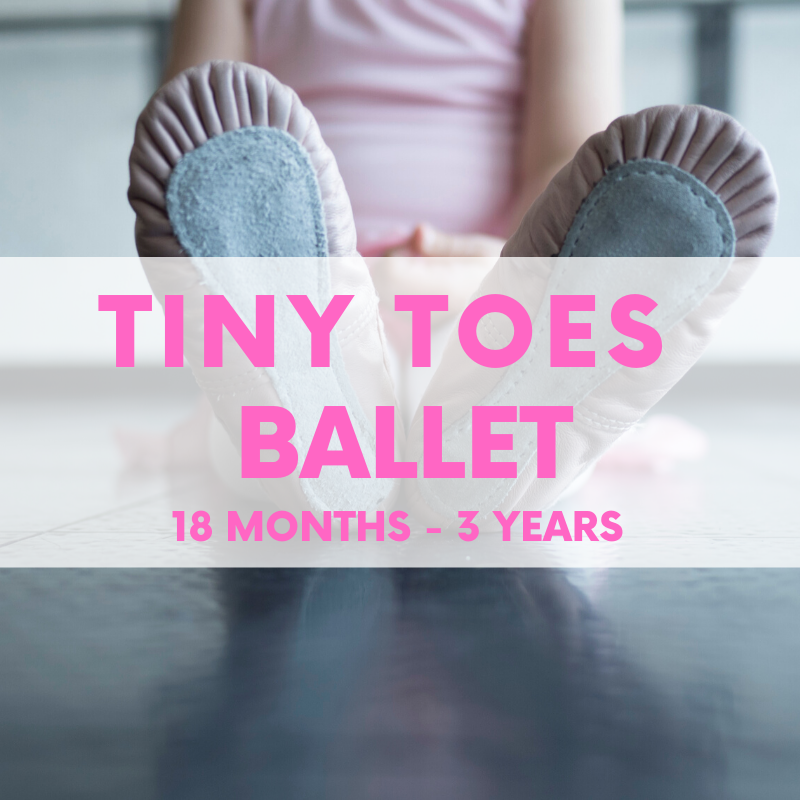 Tiny Toes Ballet - Wednesday TRIAL