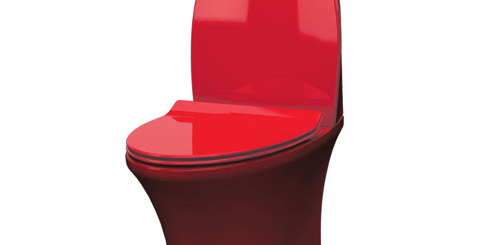 RENA TOILET RED