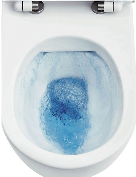 Rimless WC