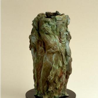 Harmony 21 in height bronze sculpture.jp