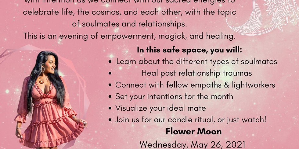 Full Moon Ceremony: Soulmates