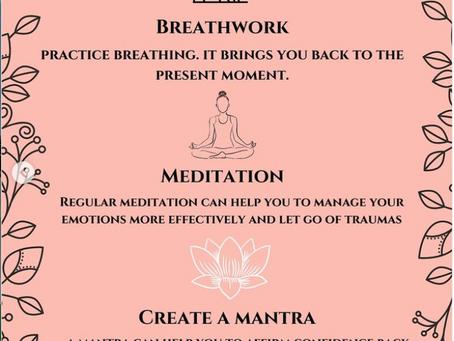 Treating Anxiety Through Meditation