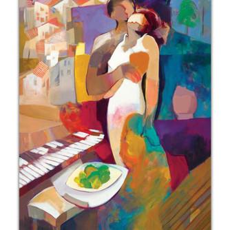 Autum Eve 40 x 30 print on canvas.jpg