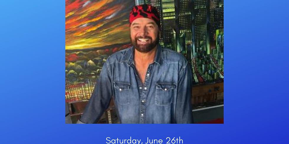 Meet Artist Ford Smith- Saturday June 26