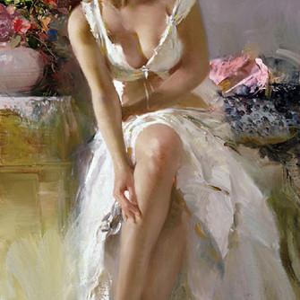 Angelica-by-Artist-Pino-Daeni-Artwork on