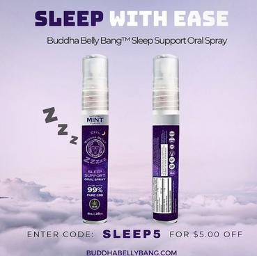 BBB Sleep Spray