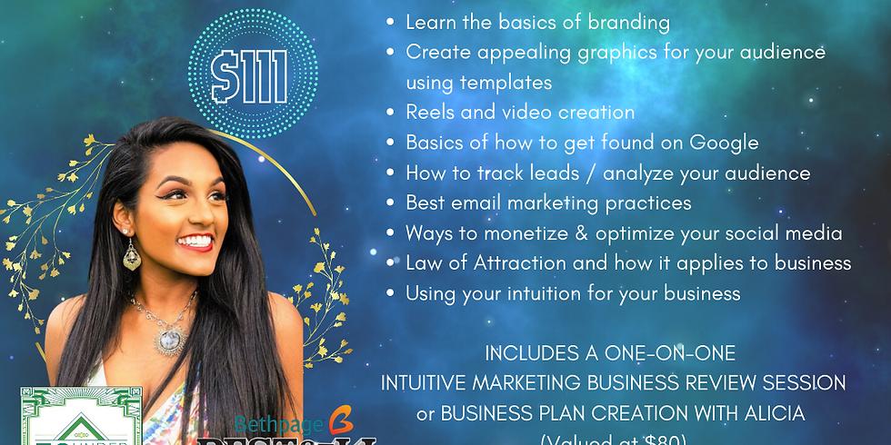 Small Business Marketing Masterclass