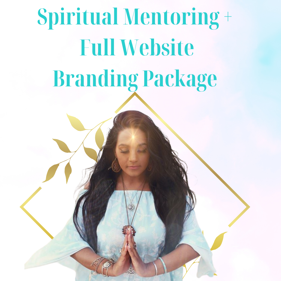 Spiritual Mentoring With Full Website