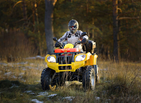 Essential Safety Equipment for Your ATV Ride