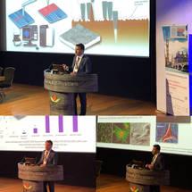 Prof. Alexandre Munhoz, Conferência em Londres/UK, segurança e complicações em próteses de silicone
