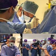 Prof. Alexandre Munhoz Cirurgia Moriah X