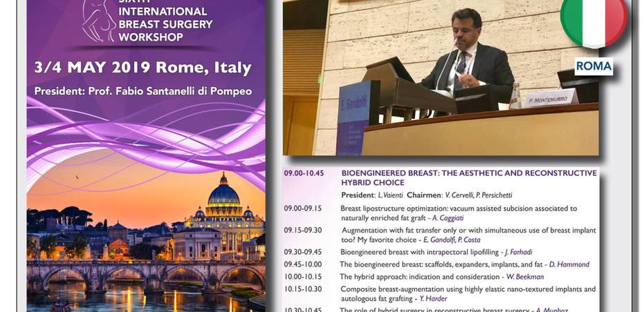Conferência Prof. Alexandre Munhoz, ROMA