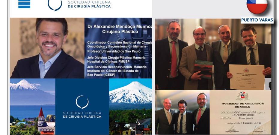 Prof.Alexandre Munhoz, conferência Chile