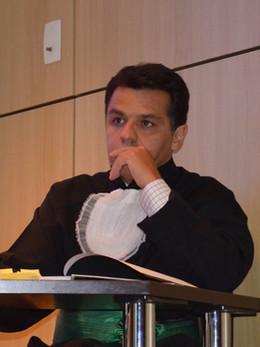 Prof. Alexandre Mendonça Munhoz, banca de tese de doutorado na Faculdade de Medicina da Universidade de São Paulo