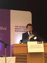 Conferência Prof. Alexandre Munhoz, em Tokyo/JA, sobre aumento de mama sem cicatrizes