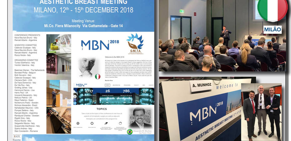 Conferência Prof. Alexandre Munhoz, MILÃ