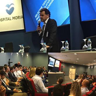 Conferência Prof. Alexandre Munhoz, auditório Hospital Moriah, State of the Art - Breast Implants