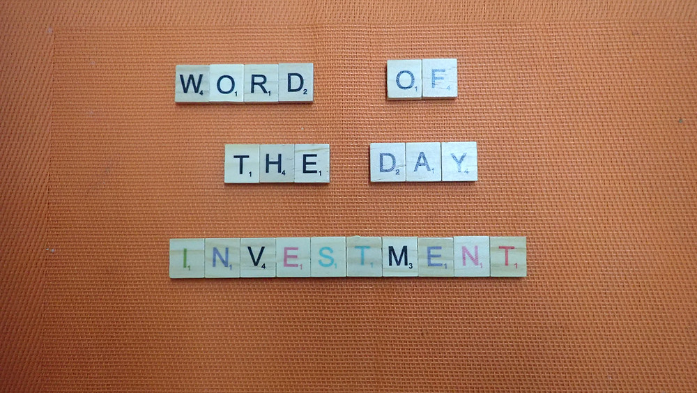 How to pronounce Investment