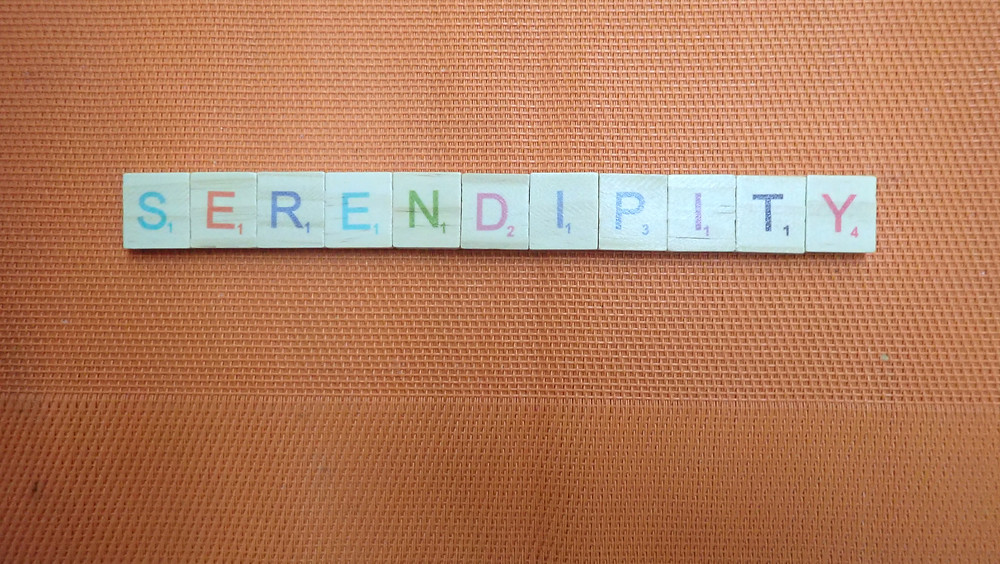 Word of the Day -Serendipity