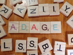 Speaking better English - Adage