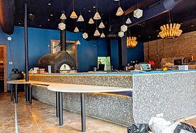 Fiya Restaurant and Bar | Restaurant Design | Adaptive Reuse | Chicago